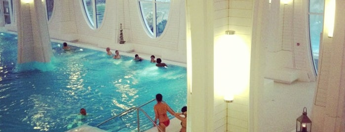 Tamina Therme is one of What to do in Switzerland.