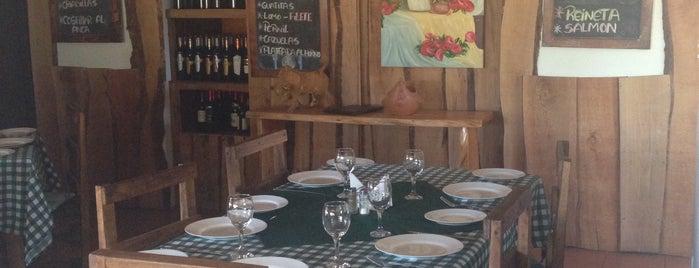 El asador is one of Restaurantes Visitados.