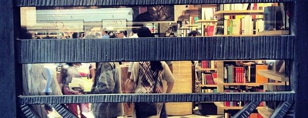 Livraria Cultura is one of pra conhecer.