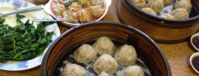 Shanghai Dumpling King is one of Bruno goes to SF.