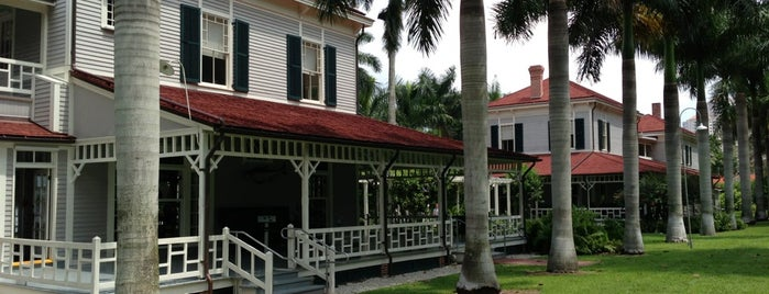 Edison & Ford Winter Estates is one of Fort Myers/Naples.