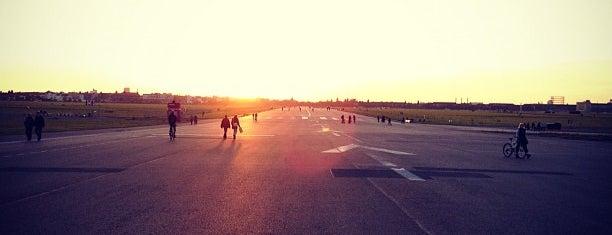Tempelhofer Park is one of CSSConf.eu's Favourites.