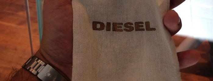 Diesel is one of Chilecito 🗻.