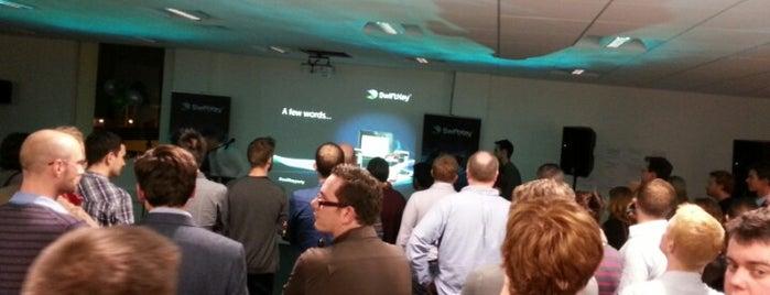 SwiftKey HQ is one of Tech Trail: London.