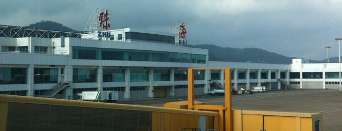 Zhuhai Jinwan Airport (ZUH) is one of World AirPort.