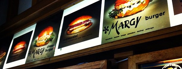 Margy Burger is one of consigli che meritano..