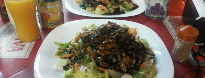 Yakissobateria San's is one of Bares & Restaurantes.