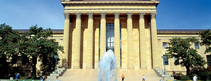 Philadelphia Museum of Art is one of Historic Philadelphia.