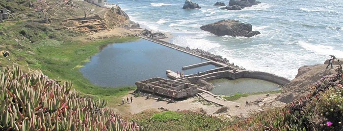 Sutro Baths is one of City By The Bay.