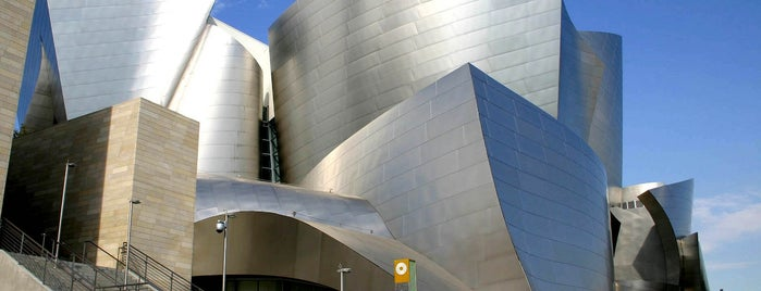 Walt Disney Concert Hall is one of Discover Los Angeles.