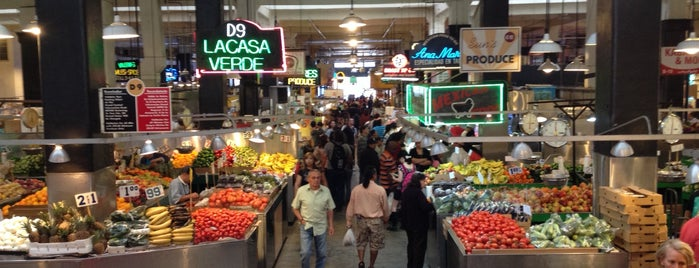 Grand Central Market is one of Discover Los Angeles.
