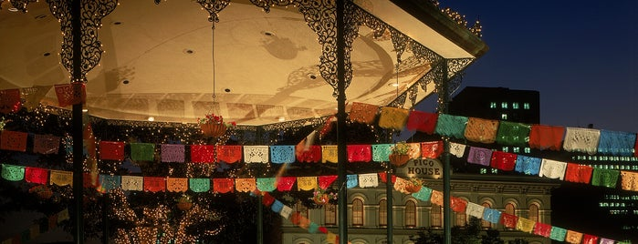 Olvera Street is one of Discover Los Angeles.