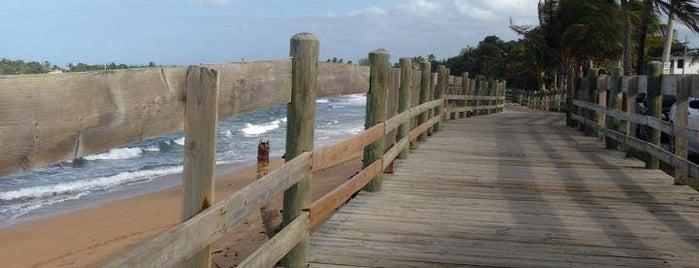 Paseo Piñones is one of Exploring Puerto Rico.