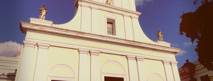 San Juan Bautista Cathedral is one of Exploring Puerto Rico.