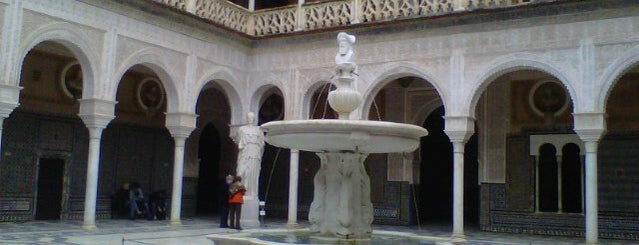 Casa de Pilatos is one of Spain.