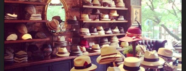 Goorin Bros. Hat Shop - Newbury is one of Hat Shops.