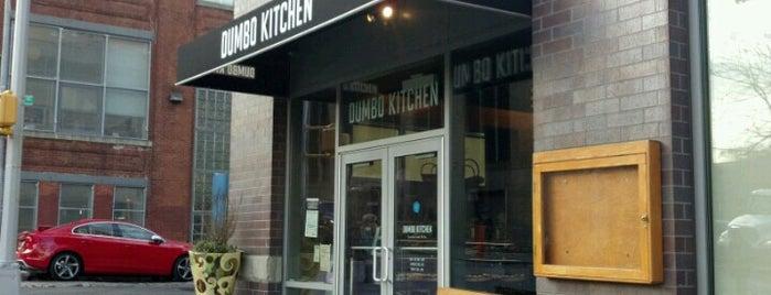 Dumbo Kitchen is one of Mancel's Favorites.