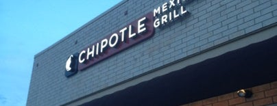 Chipotle Mexican Grill is one of Yummy Food.