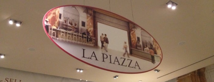 Eataly NYC is one of Beyond Eats!.