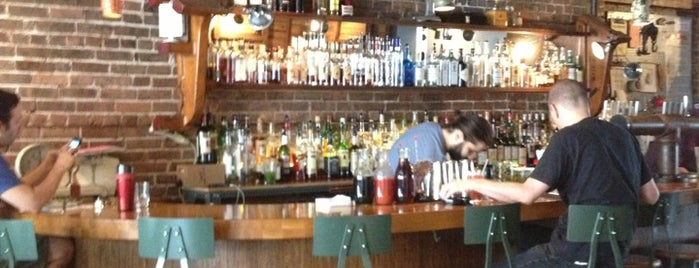 Tradesman is one of My Definitive NYC Bar List.