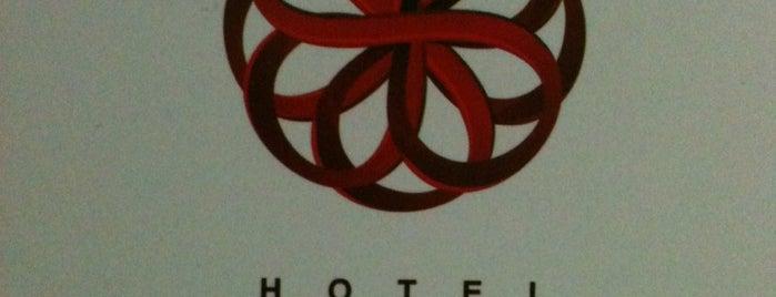 Hotel Augusta is one of Hoteles recomendados por Hansa Tours.