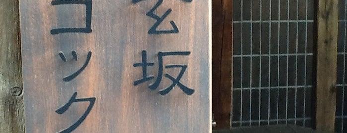 渋谷ビストロ コックマン is one of 500 yen lunch.