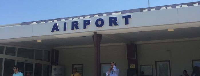 Çanakkale Havalimanı (CKZ) is one of Havalimanları.