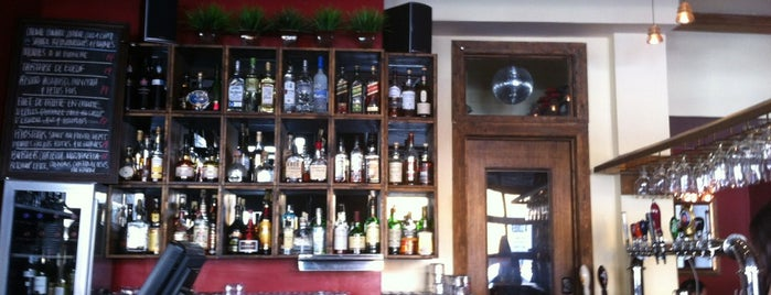 NYKS Bistro Pub is one of Soupers MTL.