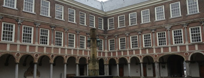 Koninklijke Militaire Academie is one of Been there, played that.