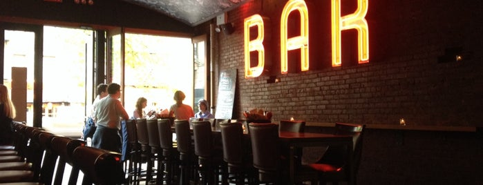 e's BAR is one of Be a Local in the Upper West Side.
