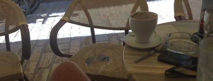 "Caffe bar ""Bruno"" is one of Кофейный мир."