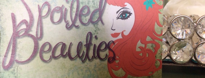 Spoiled Beauties Brow & Beauty Studio is one of My St. Augustine Favorites.