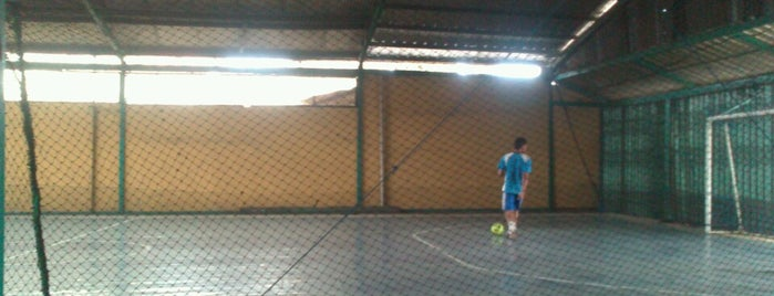 SV sahabat futsal is one of Must-visit Soccer Fields in Bandung.