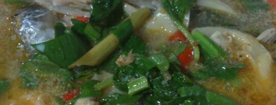 คลองบางซื่อหัวปลา is one of Cuisine.