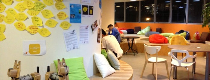 The Good Lab is one of Cowork Spaces in HK.