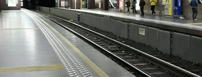 Premetrostation Meir is one of Antwerpen.