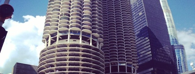 Marina City Rooftop is one of Chicago.