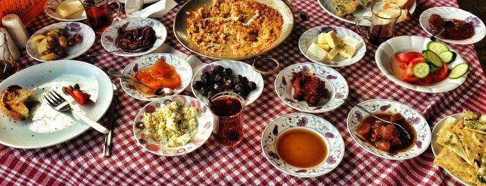 Ayşe Hanım'ın Gözleme Evi is one of Kusadasi.