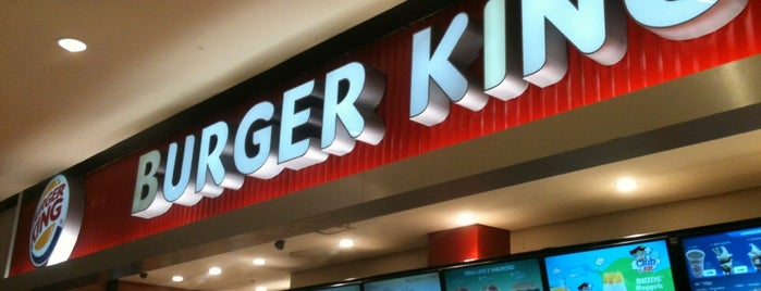 Burger King is one of Burgers in Porto Alegre.