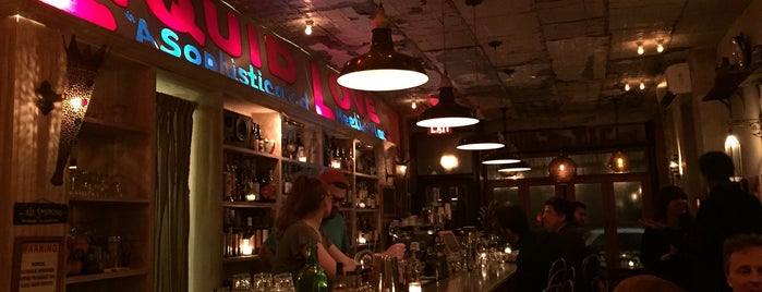 Bar Lunatico is one of Bed-Stuy 2017.