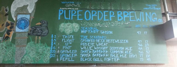 Pure Order Brewing is one of Breweries - Southern CA.