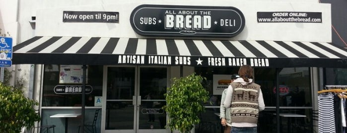 All About The Bread is one of Los Angeles.