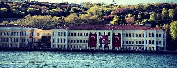 Galatasaray Üniversitesi is one of A local's guide: 48 hours in Istanbul, Türkiye.