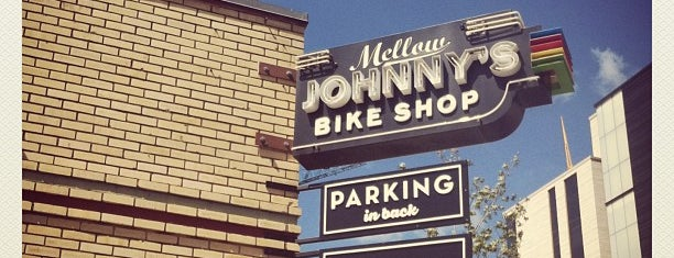 Mellow Johnny's is one of Austin.