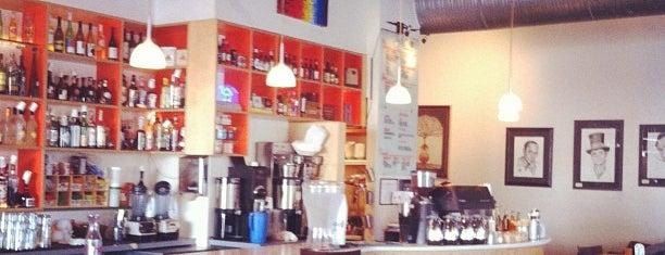 Halcyon Coffee, Bar & Lounge is one of Austin.