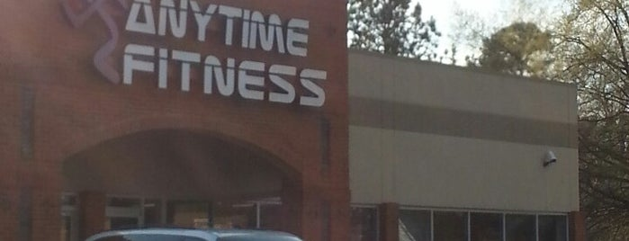 Anytime Fitness is one of Coupons.