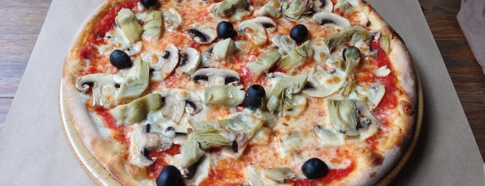 Pizza Liloo is one of Belgium.