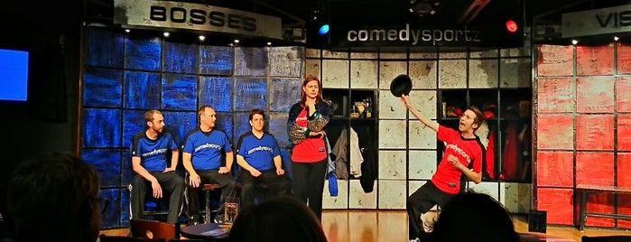 CSz Theater Chicago is one of Comedy open mics.
