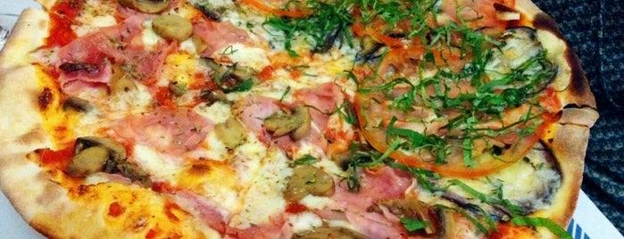 Pizzeria Rugantino is one of comida.
