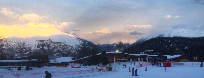 Les Karellis is one of Stations de ski (France - Alpes).